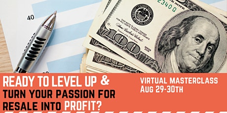 LEVEL UP Facebook LIVE Sales MasterClass tickets