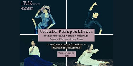 Untold Perspectives tickets