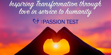 Passion Test: The Effortless Way to Jumpstart Your Life  Despite Pandemic tickets