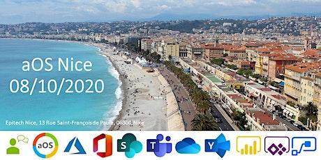 aOS Nice 08/10/2020 biglietti