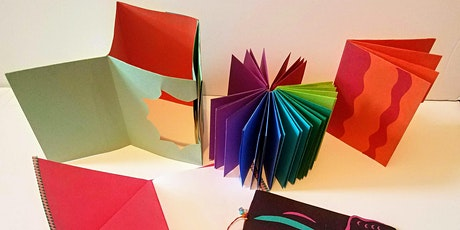 Bookbinding for Teachers: Simple Bookmaking for ages 7+, Online Workshop tickets