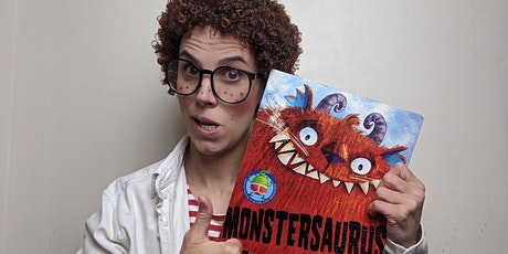 Monstersaurus! with Story Craft Theatre tickets