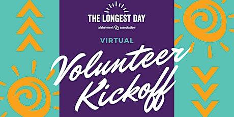 The Longest Day Volunteer Kick Off tickets