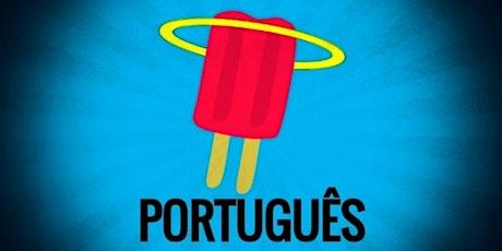 Portugués conversacional entradas