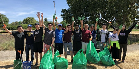 COVID FRIENDLY Trail Cleanup at Guadalupe River Park tickets