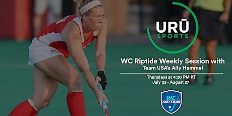 WC Riptide/Uru Sports Weekly Hockey Training tickets