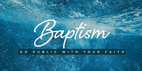 Granite United BAPTISM Celebration tickets