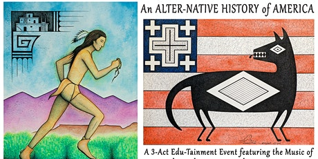 An Alter-Native History of America tickets