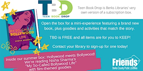 Teen Book Dop tickets