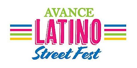 Avance Latino Street Fest tickets