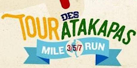 Tour des Atakapas 2020:  Official run & duathlon of Festivals Acadiens tickets