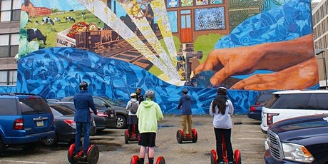 1-Hour Historic District Segway Tour tickets