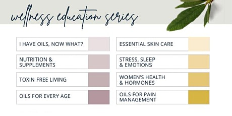 Essential Connection Wellness Series tickets