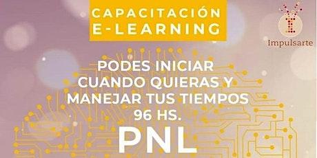 CURSO COMPLETO DE PNL para estudiar cuando quieras. Con aval de Red Lat.PNL boletos