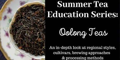 All About Oolong Teas! tickets