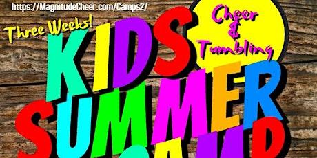 Summer Camp tickets