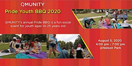 QMUNITY Pride Youth BBQ 2020 tickets