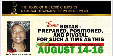 The House of the Lord Churches tickets