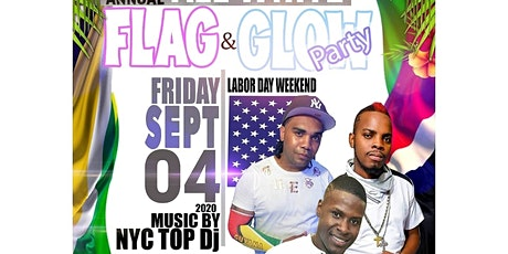 ALL WHITE FLAG AND GLOW PARTY tickets