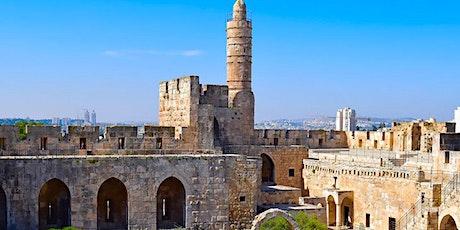 Curso de historia moderna de Israel entradas