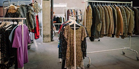 BeThrifty Vintage Kilo Pop Up Store | Lendpavillon Graz tickets