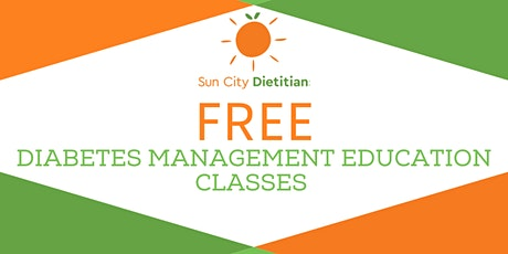 Weekend Sun City Diabetes Management Education Classes tickets