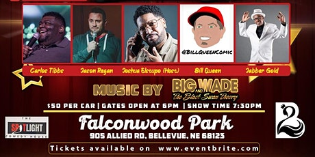 """The """"Laugh It Off"""" Drive-In Comedy Event tickets"""