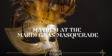 Ladies Night: Mayhem at the Mardis Gras Masquerade tickets