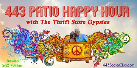 Patio Happy Hour with The Thrift Store Gypsies tickets