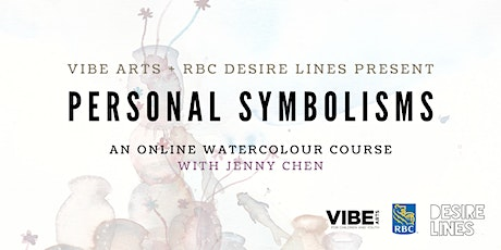 Personal Symbolism through Watercolor tickets