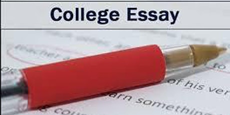 Writing Your College Essay tickets
