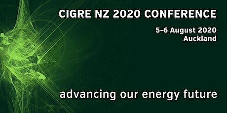 CIGRE NZ 2020 Conference tickets