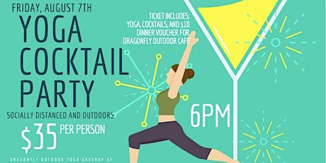 Yoga Cocktail Party tickets