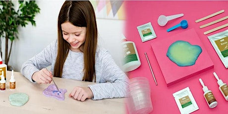 60min KidsLab STEM Science: Color Changing Slime Aug 22 @12pm (Ages 9+) tickets