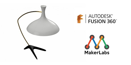 3D Modeling 101 with Fusion 360 tickets