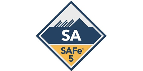 Leading SAFe® with SA Certification (Live Online) in BTII tickets