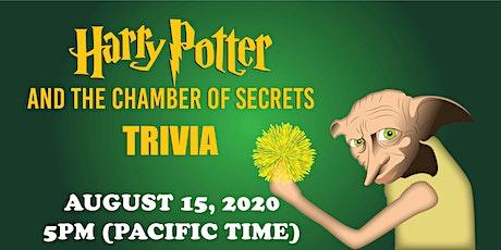 Harry Potter Trivia (Book/Movie 2) tickets