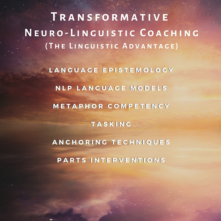 ICF Transformative Neuro Linguistic Programming (NLP)Coaching Certification image