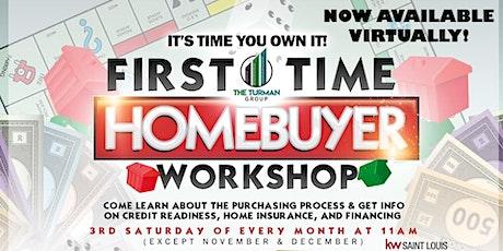 First Time Homebuyer Workshop tickets