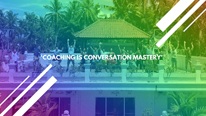ICF Accredited Mastery in Coaching Certification 70HR ACSTH (Singapore) image