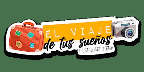Congreso Virtual de Viajes boletos