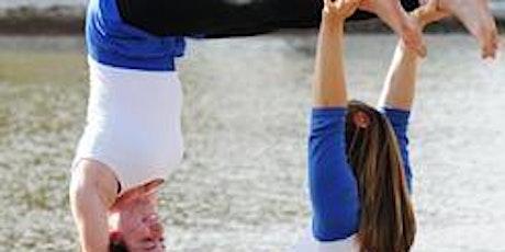 Partner Yoga August 2020 tickets