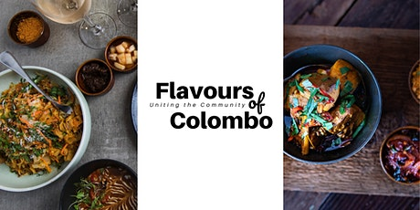 Flavours of Colombo tickets