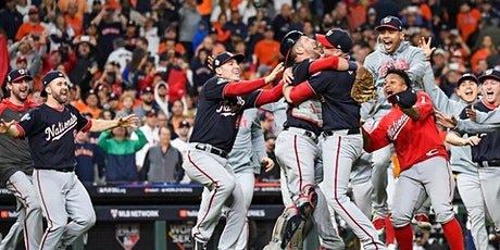 Nats VS Braves Watch Party (150 Inch Screen!) tickets