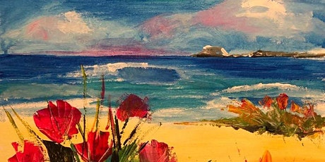 Paint Night -- Beachfront tickets