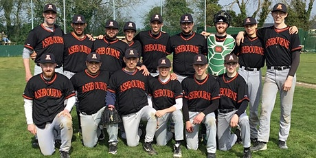 Baseball: Ashbourne Giants A vs Dublin Spartans tickets
