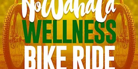 No Wahala Wellness Bike Ride tickets