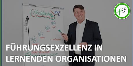 Führungsexzellenz in lernenden Organisationen Tickets