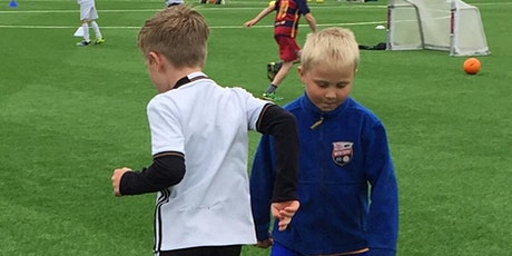 Summer Soccer Camp P1 - P3 @ 1pm (2020/21 Academic Year Groups) tickets