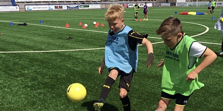 Summer Soccer Camp P4 - S1 @ 1pm (2020/21 Academic Year Groups) tickets